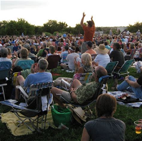 Idaho Botanical Gardens Concerts by Idaho Botanical Garden 2009 Outlaw Field Summer Concert