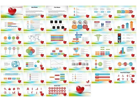 Healthy Recipes Powerpoint Templates Healthy Recipes Recipe Powerpoint Template