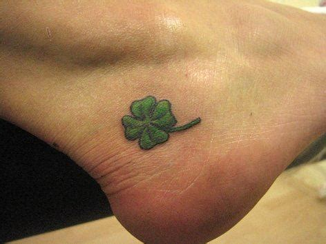 small 4 leaf clover tattoos shamrock by tokmakhan on deviantart
