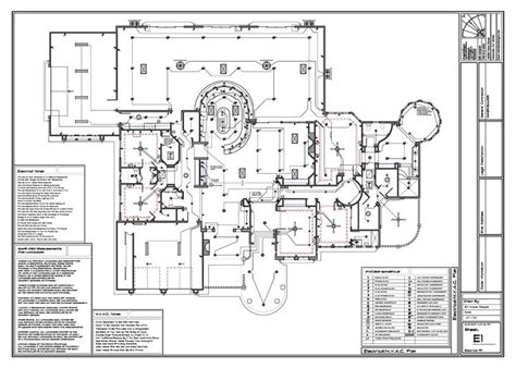 electrical floor plan meridian studio s case study homes