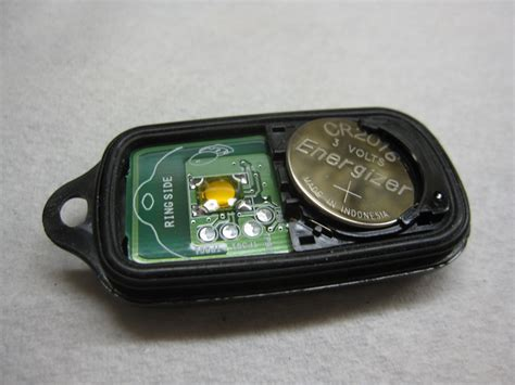 Toyota Key Fob Battery Replacement Replace Toyota Remote Battery