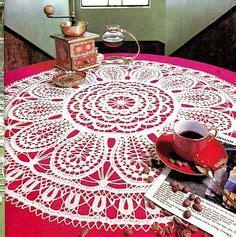 crochet tablecloths images crochet tablecloth
