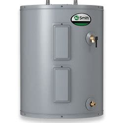 Lowboy Electric Water Heaters   ProMax Lowboy Electric Water Heaters   AO Smith Lowboy Electric