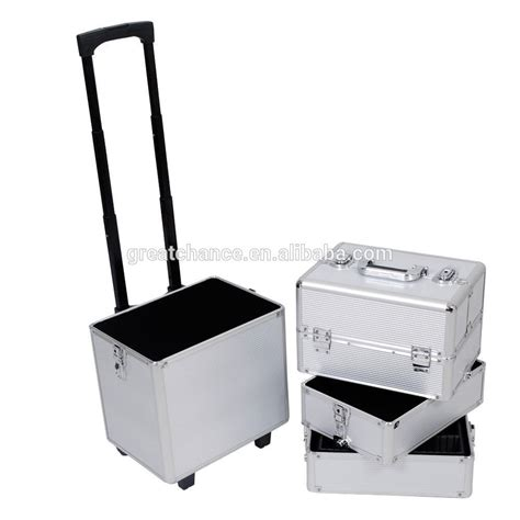Nail Vanity 4 in 1 makeup nail vanity hairdressing cosmetics box trolley xy 480 buy cosmetic
