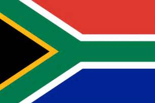 south africa flag vector country flags