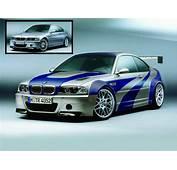 BMW M3 GTR By Krash51491 On DeviantArt
