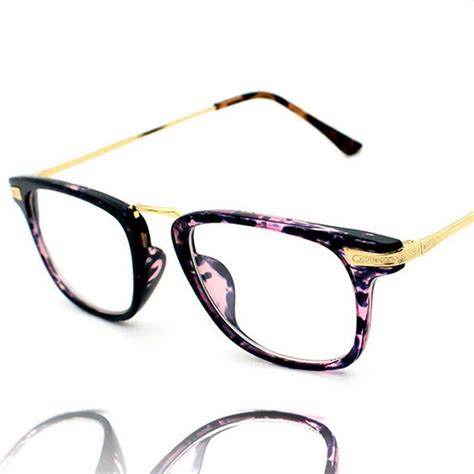 2016 big eyeglasses frames brand glasses fashion