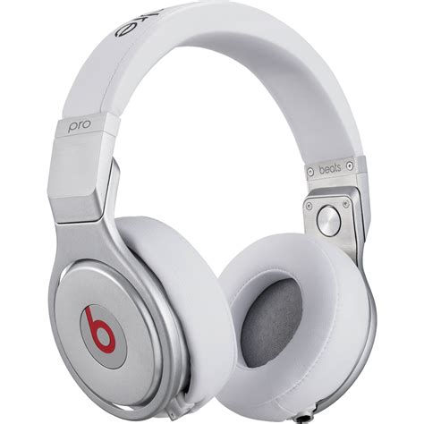 Headphone Beats Pro beats by dr dre pro high performance studio mh6q2am a b h
