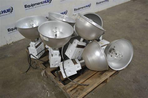 metal halide warehouse lighting general electric chbw40m0an12 400w warehouse metal halide