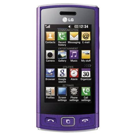 mobile phone tesco buy tesco mobile lg viewty snap gm360 mobile phone purple