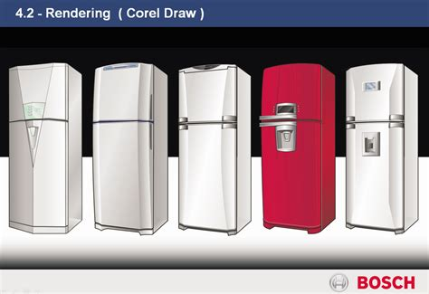 refrigerator bosch space bsh home appliances by leonardo