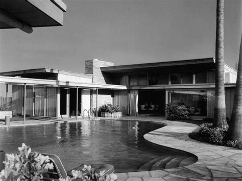 joan crawford house frank sinatra s house in palm springs designed by e stewart williams