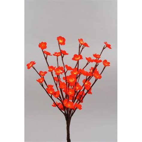 Lumineo 60 Red Flower Lights Flower Lights Uk