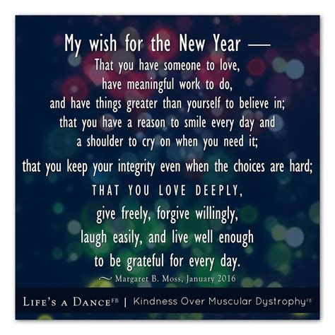 new year touching my wish for the new year quotes