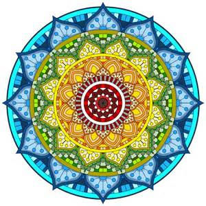 colored mandala great big book 2 of mandalas to color 300 mandala