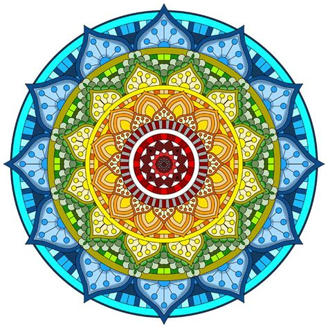 mandala colors great big book 2 of mandalas to color 300 mandala