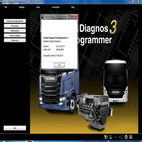 scania vci2 newest scania vci 2 sdp3 v2 31 1 software for trucks buses