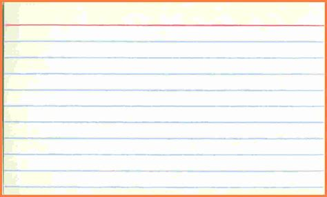 3 x 5 index card template word list of synonyms and antonyms of the word index card template