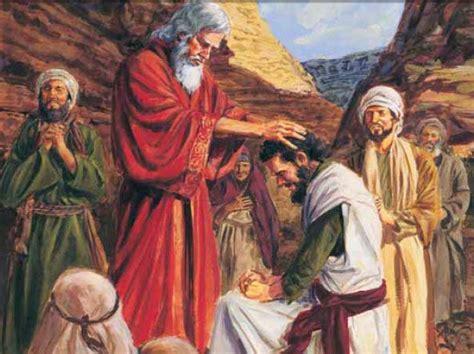 Musa Sang Gembala Dipilih Allah pesan injil kitab sejarah yosua