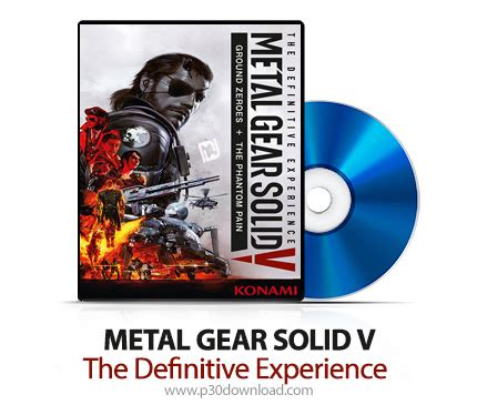 Ps4 Metal Gear Solid V Definitive Experience metal gear solid v the definitive experience ps4 a2z p30