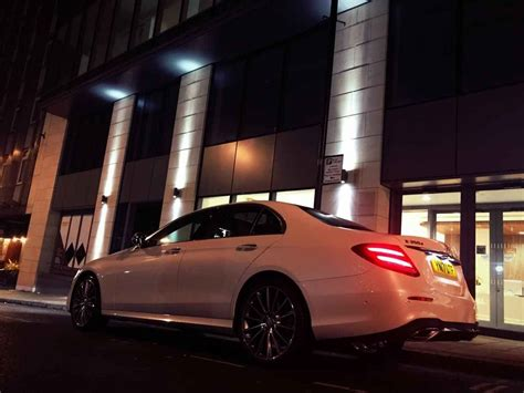 chauffeur hire chauffeur hire in sheffield mercedes e class premium