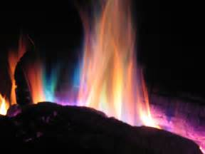 color flames amazing rust test