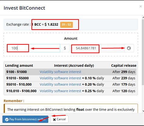 bitconnect kurs bitconnect coin