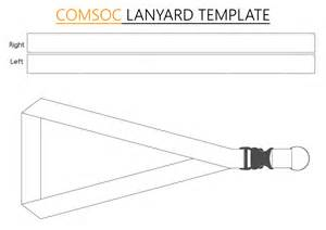 Lanyard Template by Lanyard Template L Vusashop