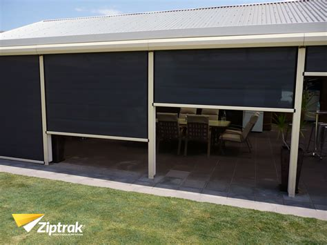 Outdoor Blinds For Porch Outdoor Blinds Ziptrak