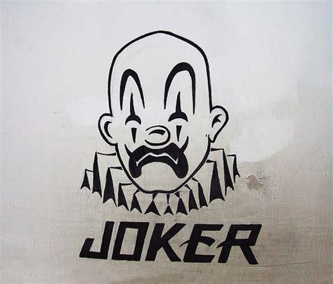 imagenes de un joker payasos joker para dibujar imagui