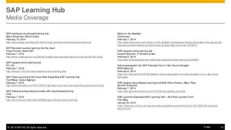 sap tutorial hub access sap education training anytime anywhere