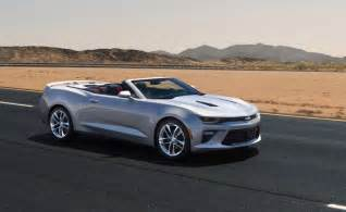Chevrolet Camaro How Much 2016 Chevrolet Camaro Convertible Preview