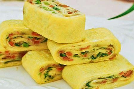 cara buat telur gulung goreng resep gyeran mari atau telur dadar gulung resep cara