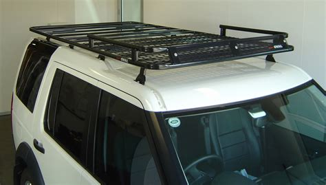 Discovery Roof Rack by Land Rover Discovery 3 And 4 Roof Racks