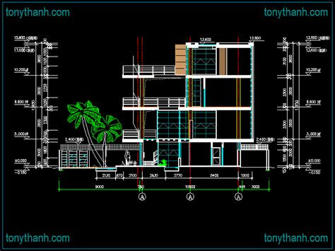 How To Section Someone by House Elevation Drawing Studio Design