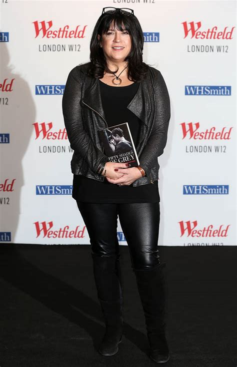 e l james fifty shades of grey author e l james wants to write