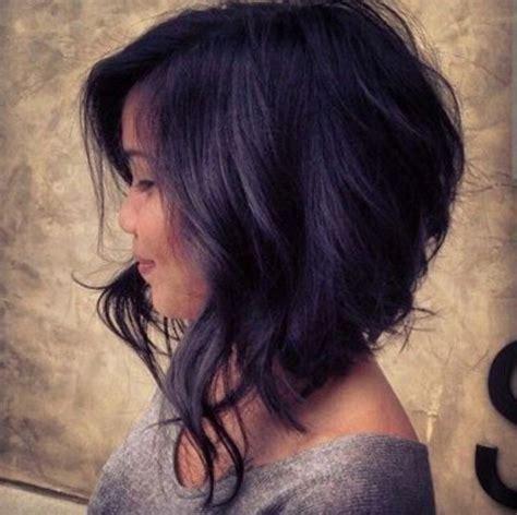 triangular bob triangular graduation gorgeous pinterest hair ideas