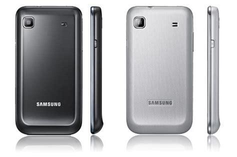 samsung galaxy sl i9003 techorz samsung i9003 galaxy sl photos pictures product shots