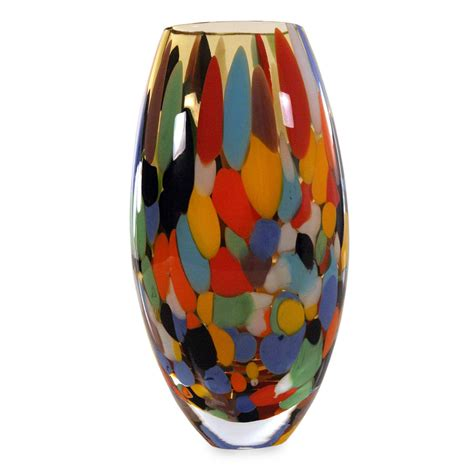 Where To Buy Glass Vases Unicef Uk Market Handcrafted Glass Vase