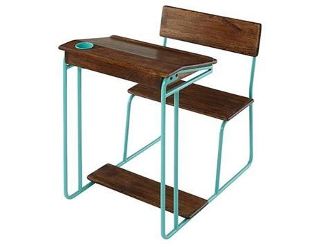 homework desk retro schoolhouse desk is an eco homework for green