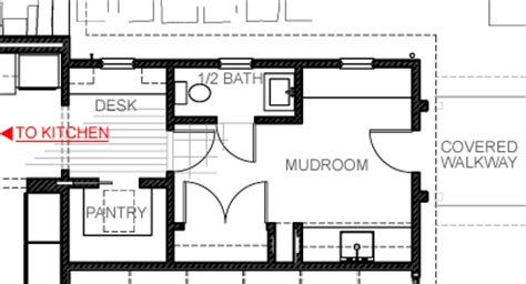 mud room sketch upfloor plan nice residence pantry mudroom