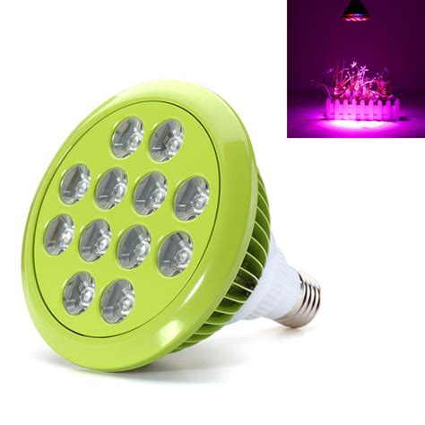 Led Light Bulb Spectrum 12w 24w E27 Led Plant Veg Hydroponic Spectrum Grow Light L Bulb Indoor Alex Nld