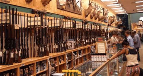 Cabelas Background Check Delay Gun Activists Push Cabela S To Change Policies On Firearm Sales Wide Open Spaces