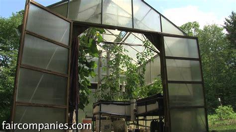 backyard aquaponics greenhouse di system january 2015