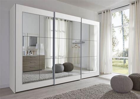 Mirror Wardrobe Sliding Doors Ebay