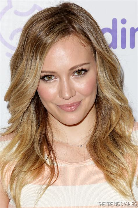 Hilary Duff Hairstyles by Hilary Duff Hilary Duff Hairstyles