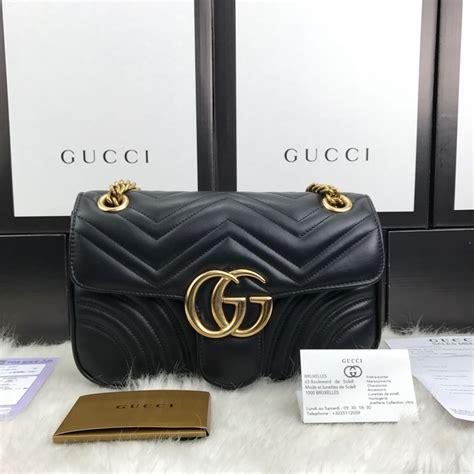 Tas Gucci Marmont Belt Tali Rantai gucci