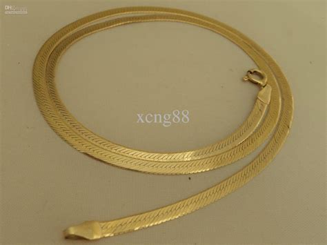 how much is a k gold chain necklace worth wholesale