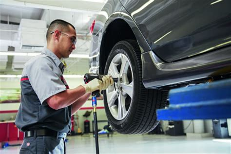Dan Cava Toyota World Prevent A Blowout With The Tire Pressure Monitoring System