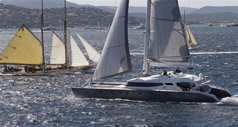 catamaran sailing blogs blubay 100 allures luxury sailing catamaran performance